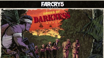 Прохождение дополнения Far Cry 5: Hours of Darkness