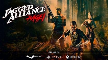 Прохождение игры Jagged Alliance Rage!