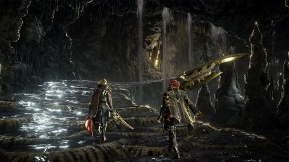 Обзор Code Vein – неужели Dark Souls в стиле аниме?