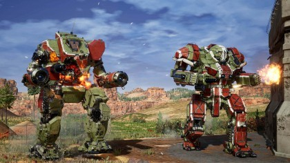 Полное прохождение MechWarrior 5: Mercenaries