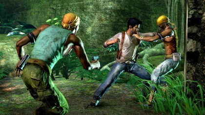 Полное прохождение Uncharted: Drake's Fortune