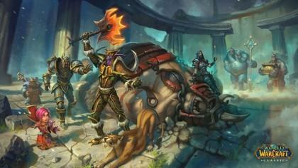 Прокачка (буст) World of Warcraft Classic - разблокируйте легендарные предметы