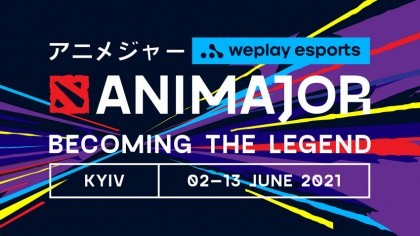 Virtus.pro – главный фаворит WePlay AniMajor 2021