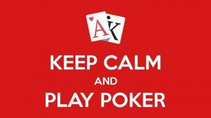 Ты уверен, что покер – это не твоё?