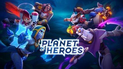 Прохождение всех миссий в Planet of Heroes
