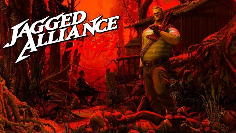 Превью Jagged Alliance: Rage!