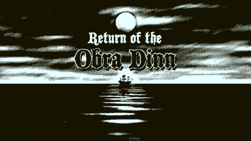 Обзор Return of the Obra Dinn. Современное искусство, какое оно есть.
