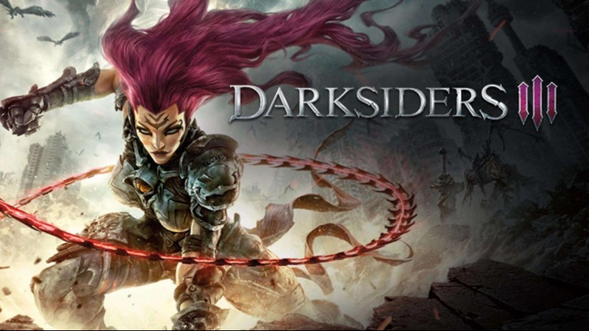 Прохождение игры Darksiders 3 (Все секреты и Боссы)