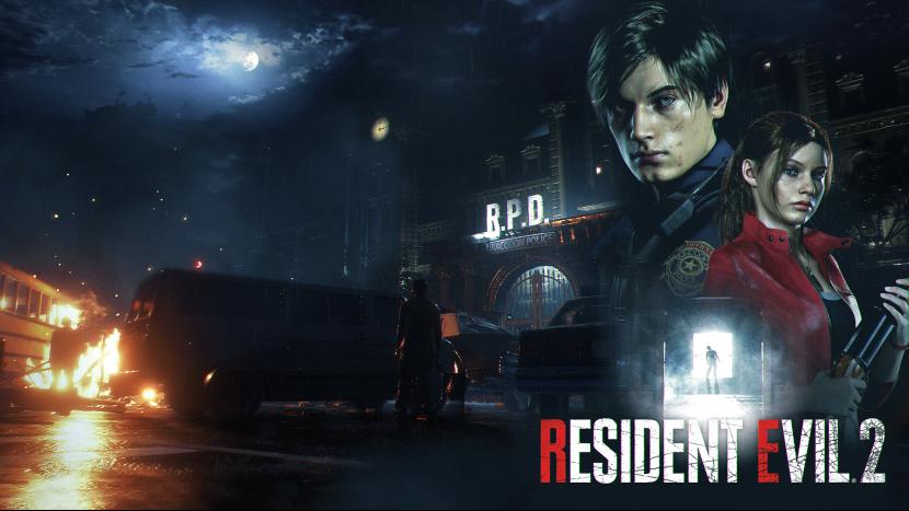 Resident Evil 2: Remake. Прохождение игры на 100%