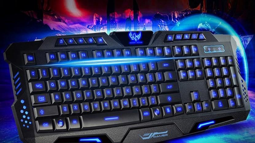 Геймерам на заметку: названа пятерка самых популярных игровых клавиатур с подсветкой