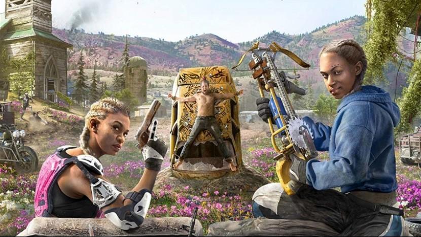 Far Cry: New Dawn – Прохождение всех сюжетных заданий