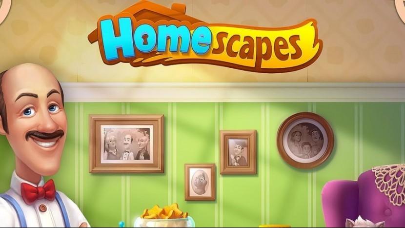 Homescapes. Прохождение всех уровней на 100%