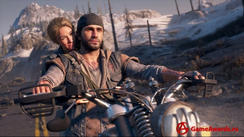 Обзор игры Days Gone – как байкеры с зомби сражались