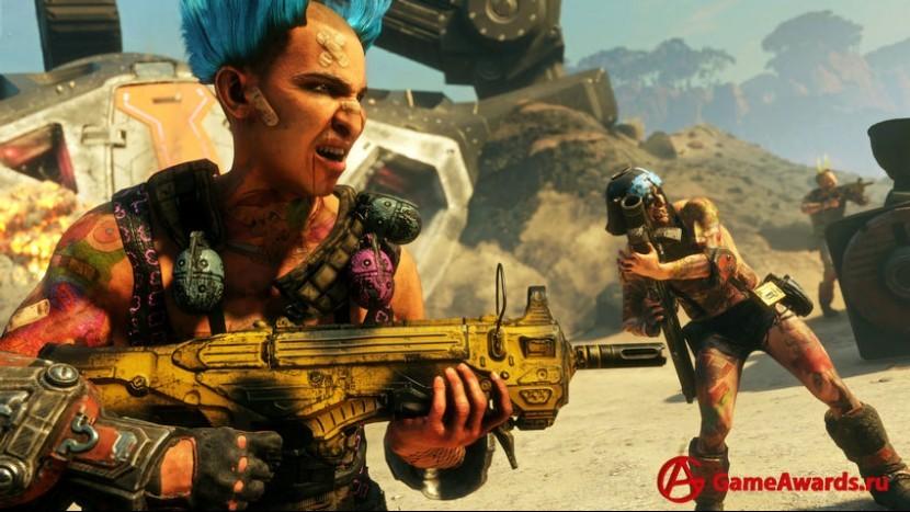Обзор игры Rage 2 – кровавое месиво в постапокалипсисе