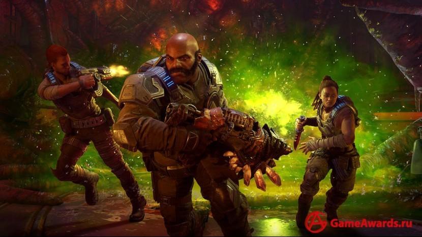 Превью Gears 5 – вновь выходим на тропу войны с саранчей