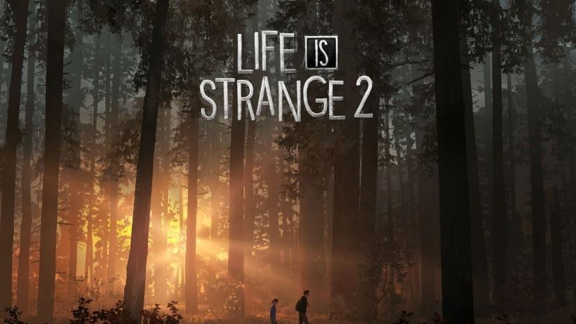 Life is Strange 2. Прохождение игры (Все эпизоды 1, 2, 3, 4, 5)