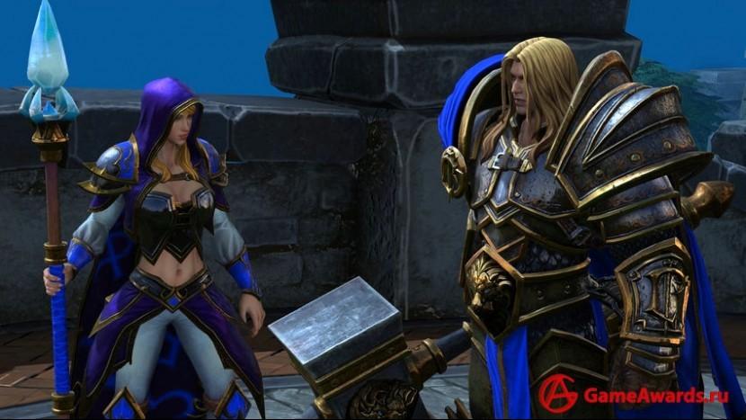Превью Warcraft III: Reforged – встречайте обновленный Warcraft III