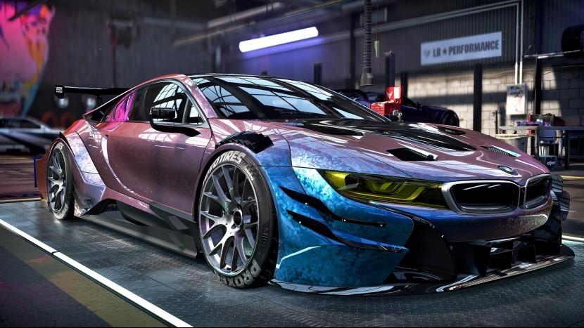 Обзор Need for Speed: Heat – гонки днем и ночью, но всегда с оттенком серости
