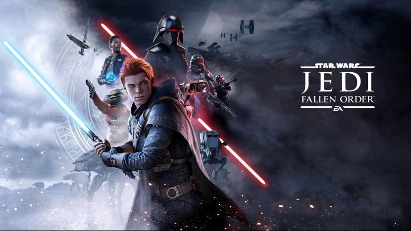 Прохождение Star Wars Jedi: Fallen Order (Звездные войны. Джедаи: Павший Орден)