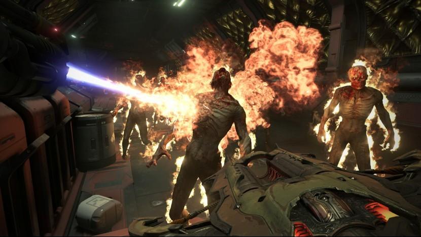 Превью Doom Eternal - демоны на Марсе кончились, теперь они на Земле