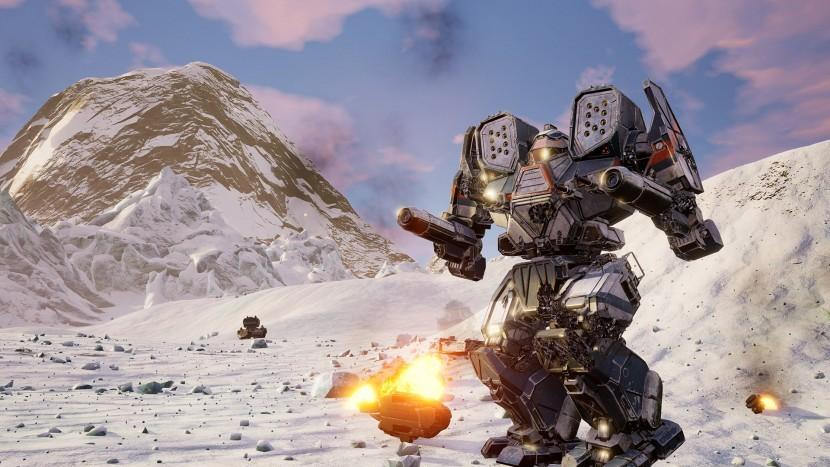 Обзор игры MechWarrior 5: Mercenaries – крушим и ломаем