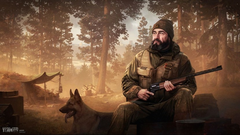 Прохождение квестов Егеря в Escape from Tarkov