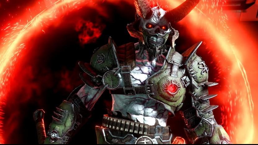 Прохождение боссов в Doom Eternal