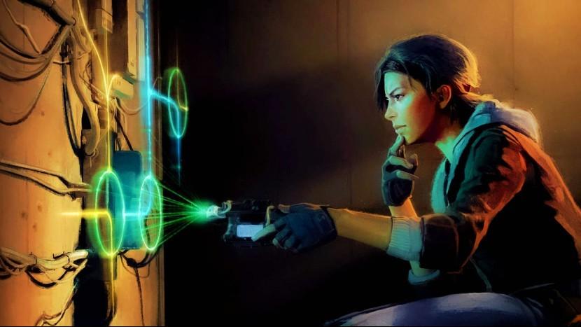 Полное прохождение Half-Life: Alyx