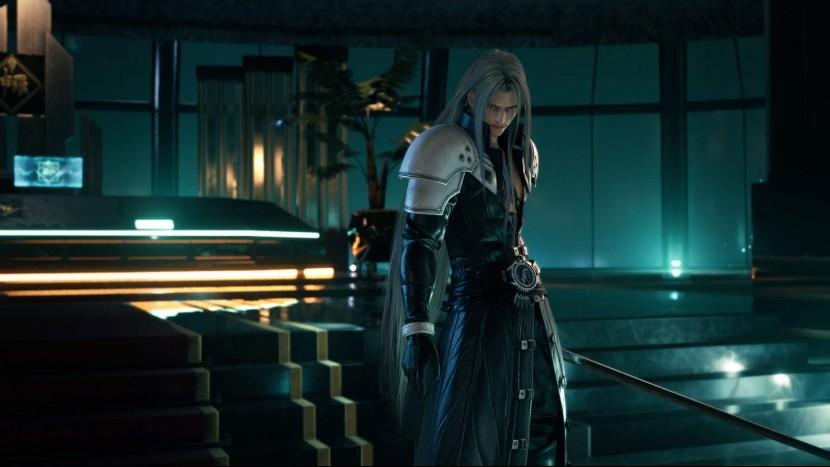 Прохождение боссов в Final Fantasy 7 Remake