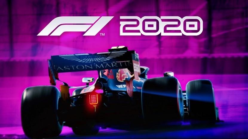F1 2020: первый взгляд