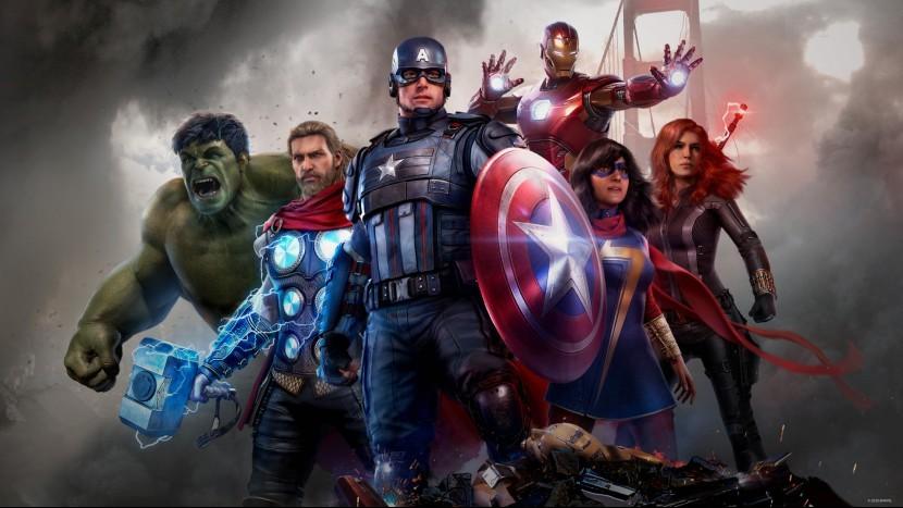 Полное прохождение сюжета Marvel's Avengers (Мстители Marvel)
