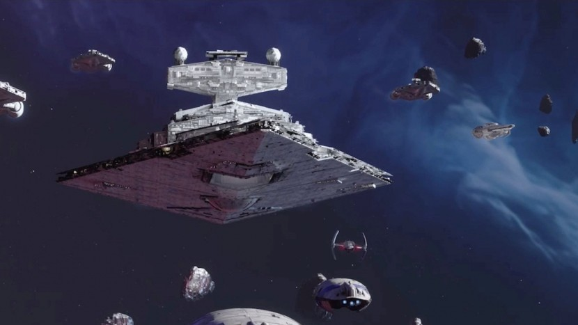 Star Wars: Squadron – полное прохождение