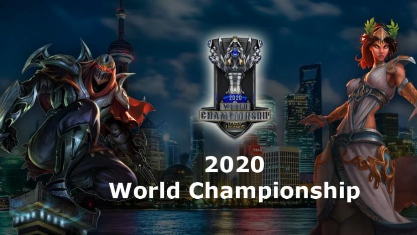LoL World Championship 2020 – как финалисты шли к главному матчу