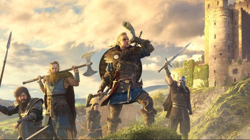 Полное прохождение Assassin's Creed: Valhalla