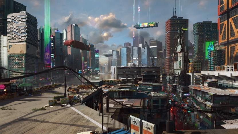 Cyberpunk 2077 Район Уотсон - прохождение дополнительных заданий