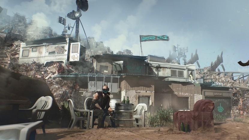 Cyberpunk 2077 Район Бесплодные земли - прохождение дополнительных заданий