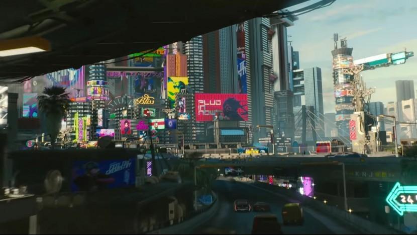 Cyberpunk 2077 Центральный Район - прохождение дополнительных заданий