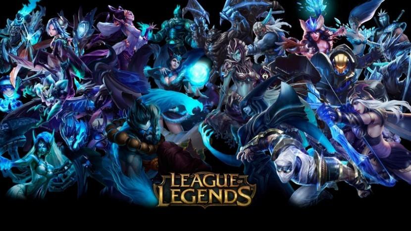 Что такое League of Legends?