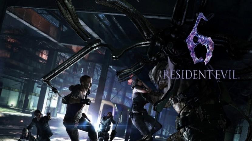 Анонс и первые подробности Resident Evil 6