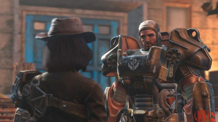 Fallout 4 дополнительные квесты Братства Стали прохождение