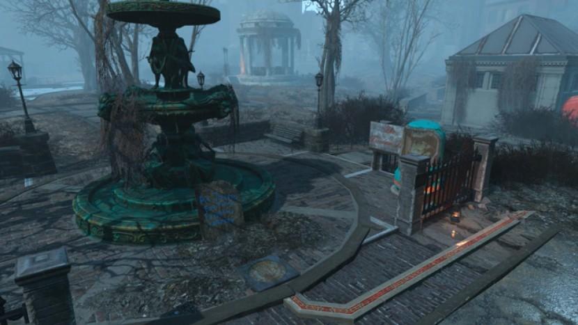 Fallout 4 дополнительные квесты Подземки прохождение