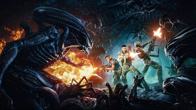 Aliens: Fireteam Elite прохождение кампании