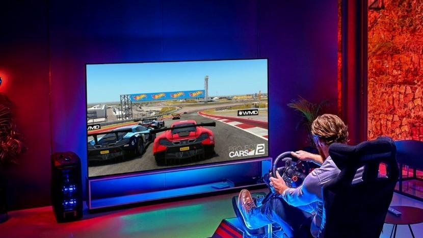 От какого бренда выбрать игровой телевизор: LG или Samsung