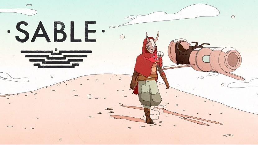 Прохождение Sable