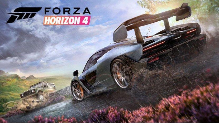 Обзор Forza Horizon 4. Оставляя соперников далеко за горизонтом