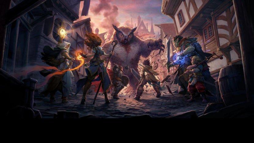 Обзор Pathfinder: Kingmaker – старый-добрый Role play