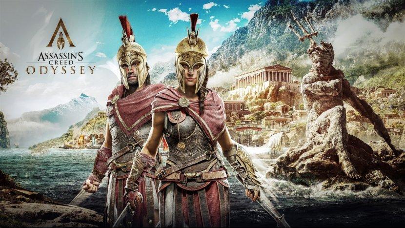 Прохождение всех побочных заданий в игре Assassin's Creed: Odyssey (Часть 1)