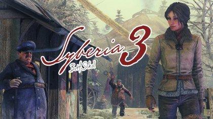 Syberia 3 прохождение