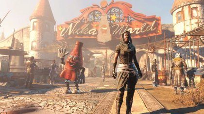 Полное прохождение Fallout 4: Nuka-World