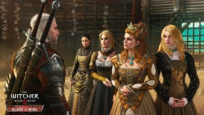 Полное прохождение и все концовки игры The Witcher 3: Wild Hunt – Blood and Wine